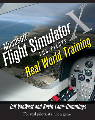 【预订】microsoft flight simulator x for pilots: real world