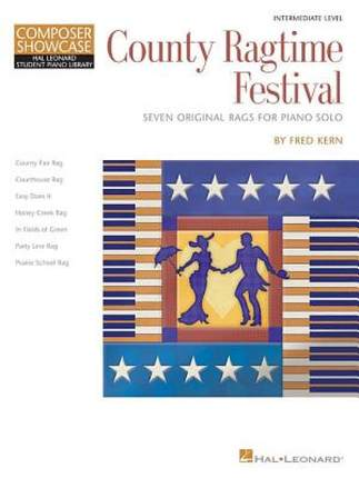 [Booking ] County Ragtime Festival: Seven Original Rags for