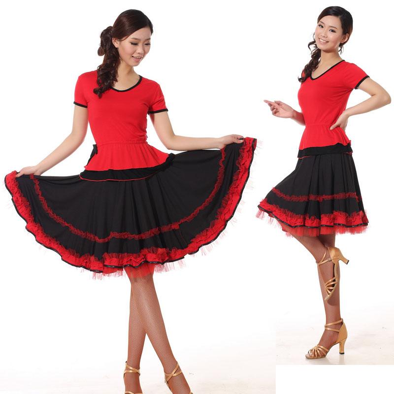 Одежда для тренировок латинскими танцами Ling ArtMia E 1318 + 1308
