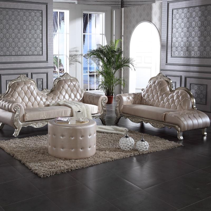 Кожаный диван Freedunton