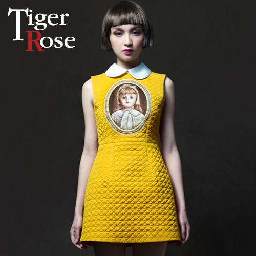 Женское платье Tiger & rose Q/1119 2013