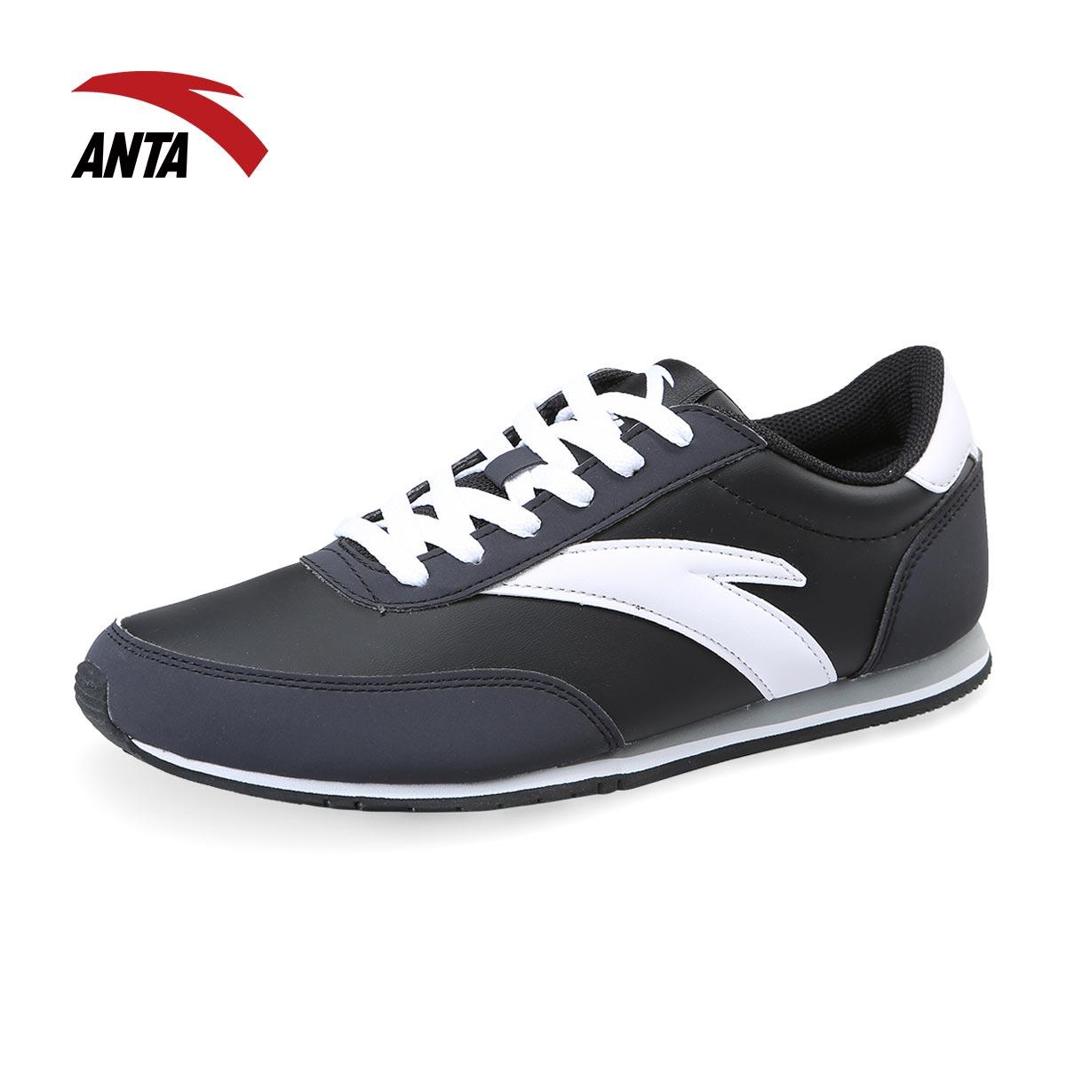 安踏男鞋 ANTA休闲鞋鞋2014秋新款复古英伦韩版平底鞋子|11438816