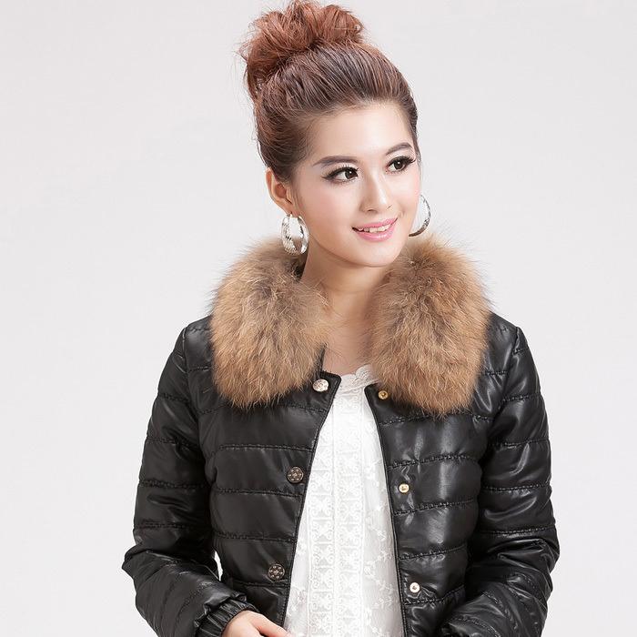 Женская утепленная куртка 100 million Nan/off Y123 2012 Pu