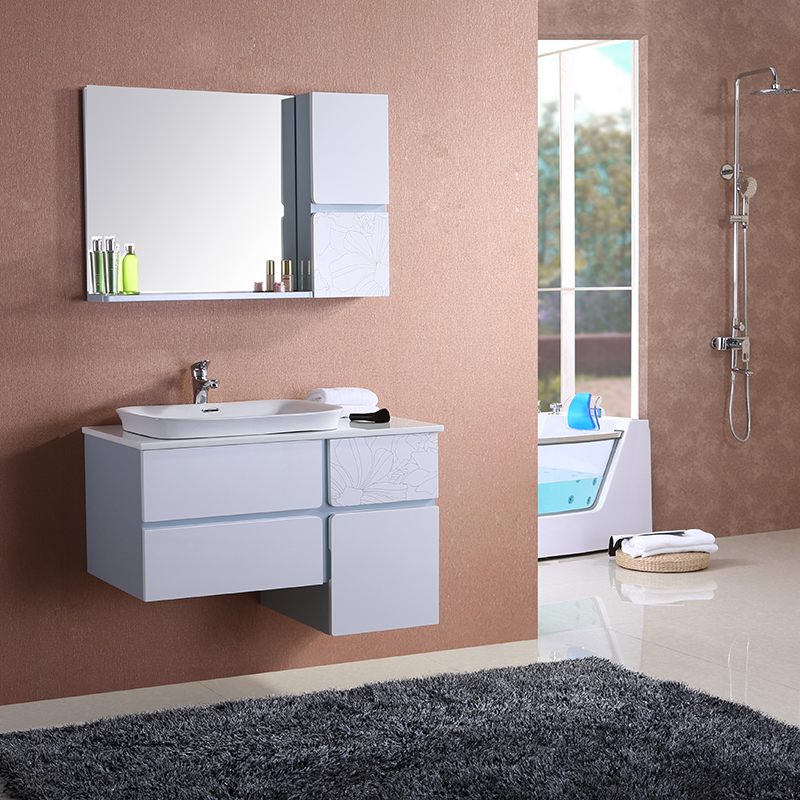 乐派PVC浴室柜组合2602