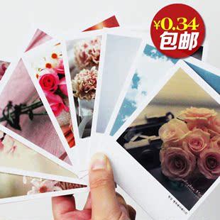 洗照片 拍立得效果照片冲印 LOMO照片冲洗 宝丽来晒照片相片冲印.