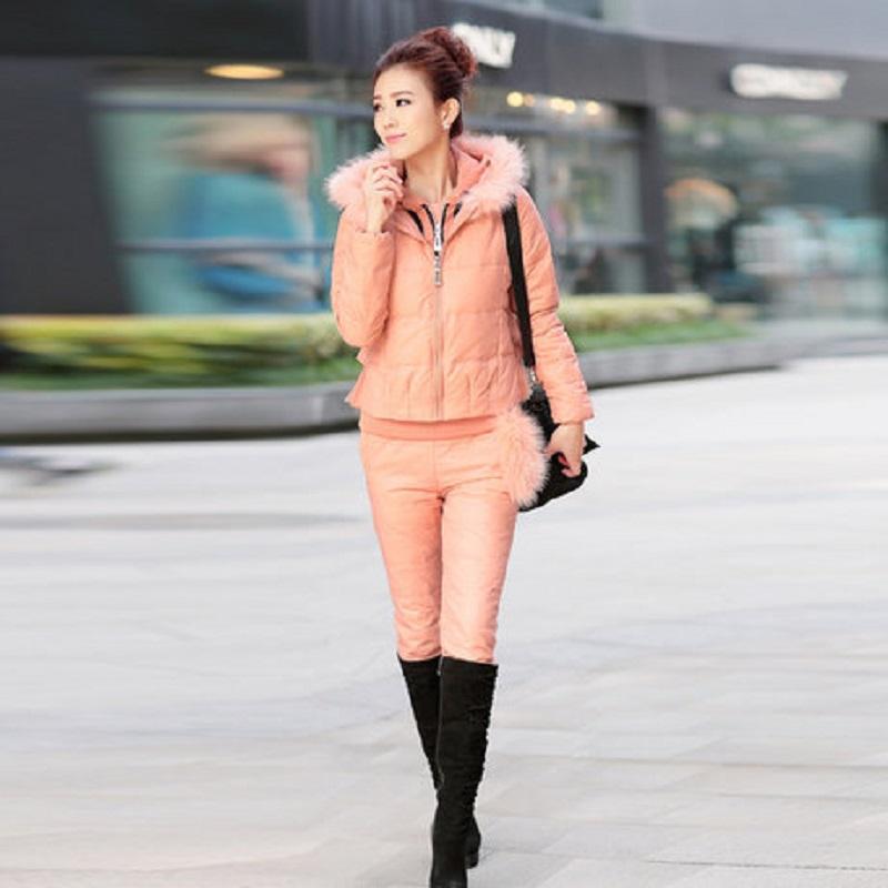 Женский пуховик Encounter Jiangnan 8893 2013