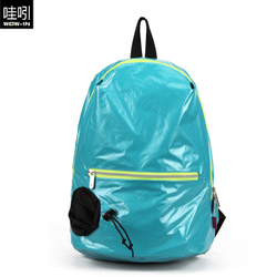 [新春嗨购] 693韩版清新女学院风休闲轻便潮儿童书包小学生防水软妹双肩背包