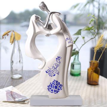 结婚礼物创意摆件家居装饰品 拍下69元