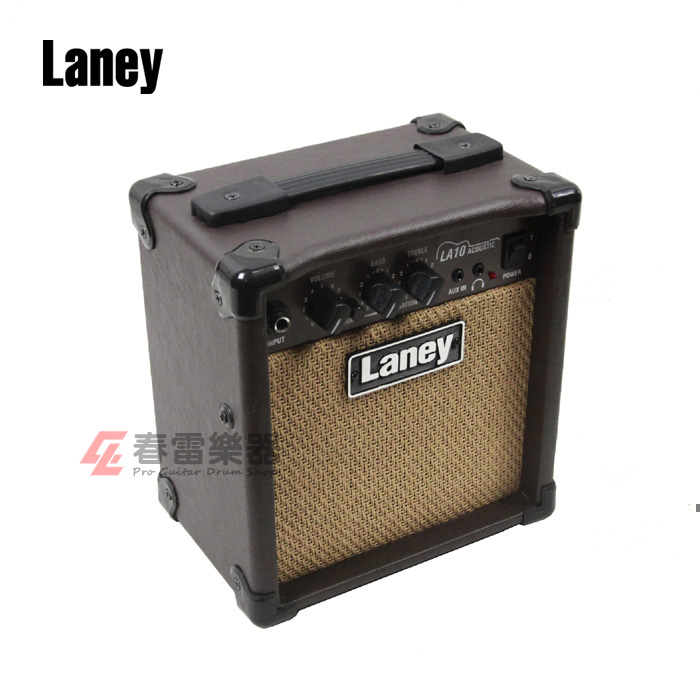 Гитарный усилитель Музыкальные инструменты Весна синий Laney la10 10 Ватт акустическая гитара/электрическое поле ампер пакет электронной почты