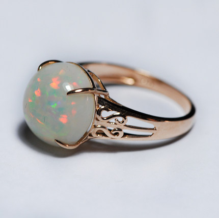 Cheap Rose Gold Opal Ring find Rose Gold Opal Ring deals on line