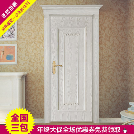 Solid Wood Doors Suite Door Paint The Door Bedroom Door Interior Door  Continental Doors Carved Doors