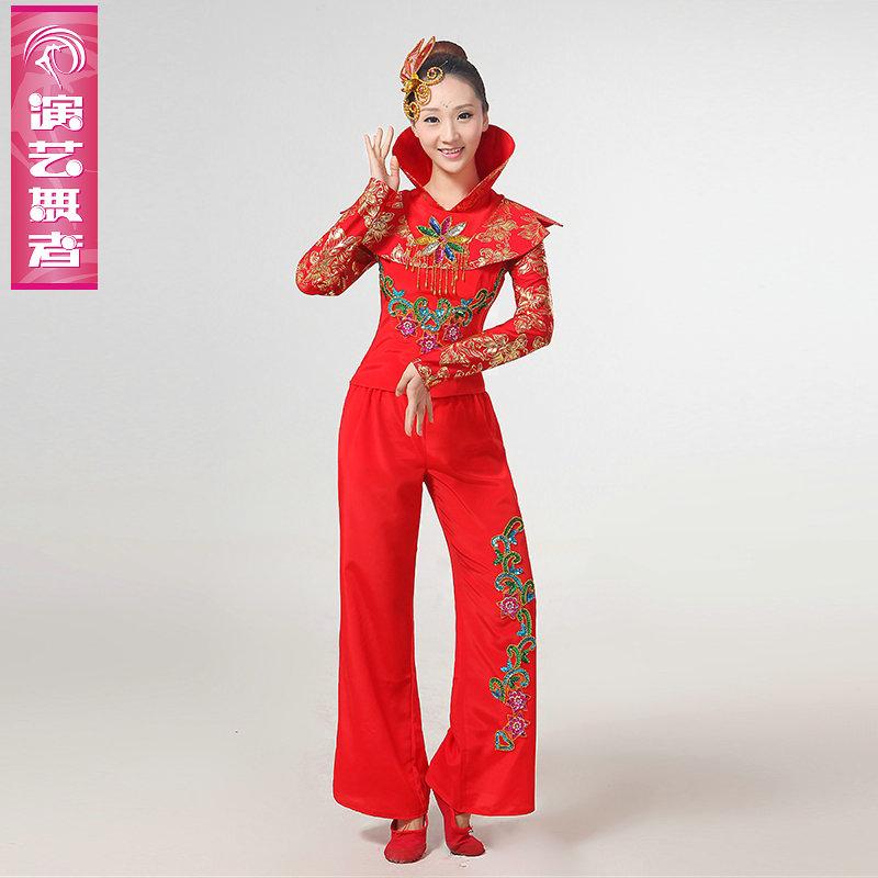 Национальный  костюм Performing Arts dancers yywz0023 2014
