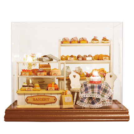 Chi Fun House Diy Cabin Continental Bakery Shop Send Her Boyfriend A Birthday Gift Ideas To