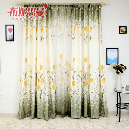 Buy Bruni Rothman Special Pastoral Style Short Curtain Blackout