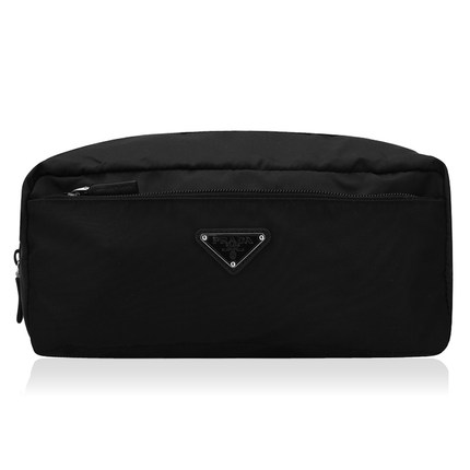 1341695bb4e022 Authentic spot PRADA Prada nylon zipper bag man bag toiletry kits for men  Clutch