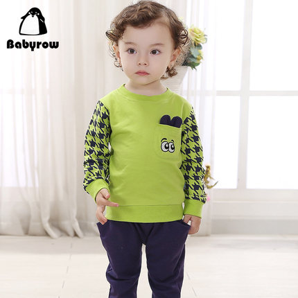 0c7957bdde33 Buy One year old baby clothes spring and six months of small ...