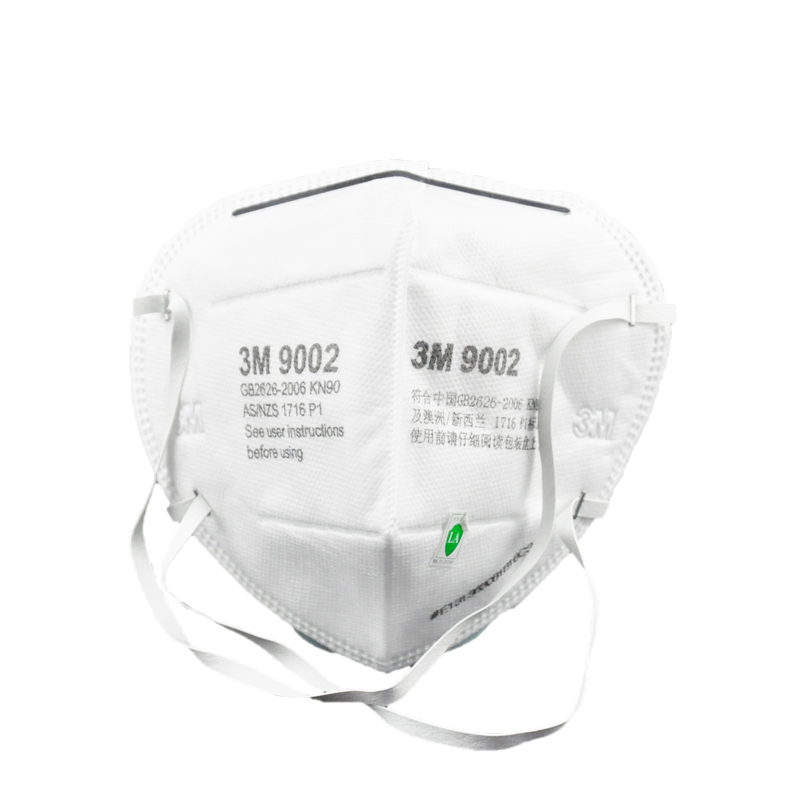 90 Percent Filter Industry Respirator Disposable Non-woven Protective Anti Fog Dust Pm2.5 Mask Hot Sale Security & Protection