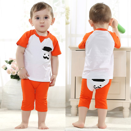 80099a74da35 Buy Nono new baby clothes baby summer clothing children one year old ...