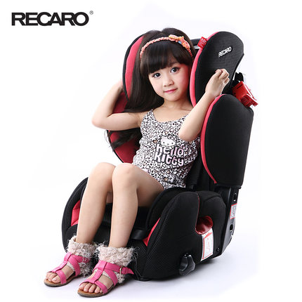 Germany recaro seat Hornet September -12 years old baby car child safety seat with isofix