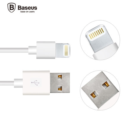 Times thinking iphone6 data cable data lines MINI3 ipad4 air mini2 5s charging cable transmission