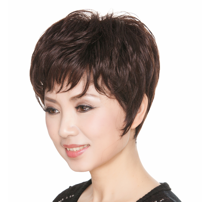 Wigs And Hair Pieces Elderly 69