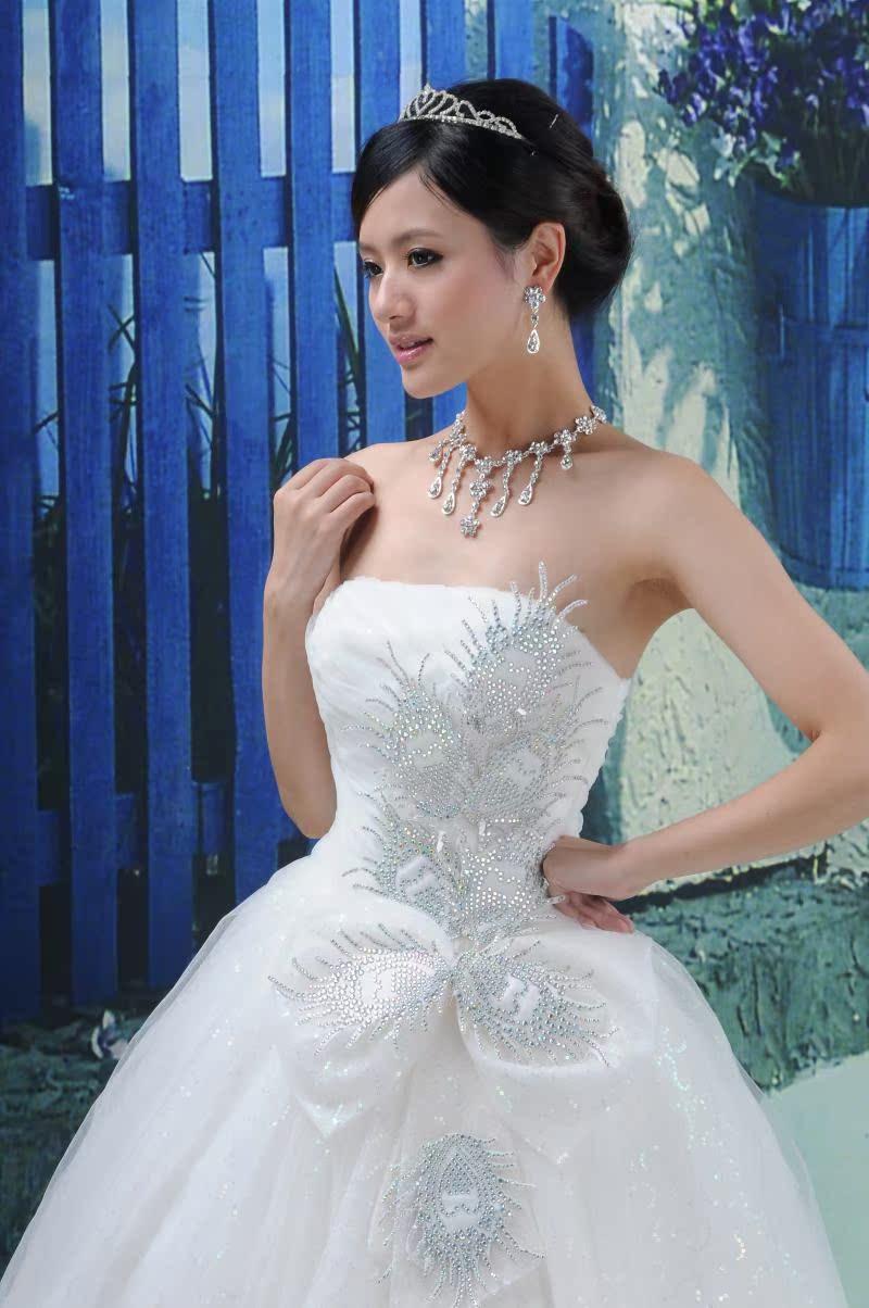 Свадебное платье Popular Bride hs1246a 2014 1246