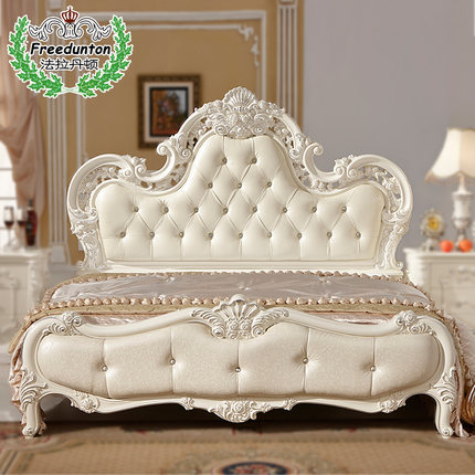 princess double bed frame 2