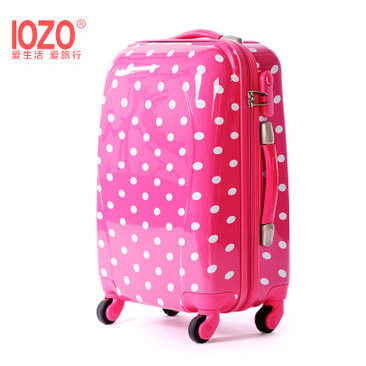 Cheap Polka Dot Suitcase, find Polka Dot Suitcase deals on line at ...