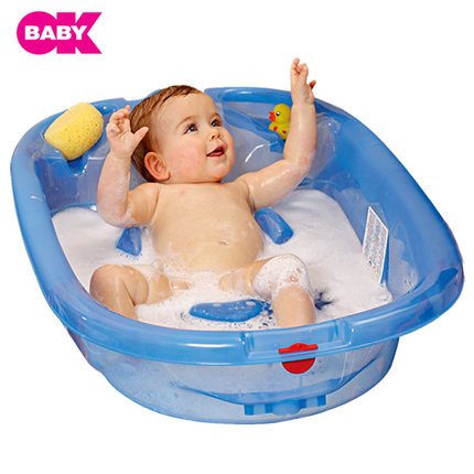 Buy OKBABY large baby bathtub baby bath tub shipping newborn baby ...