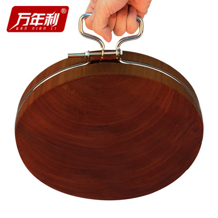 Years , Li Tie wooden cutting board chopping wood authentic Vietnamese clams wooden chopping board wood cutting boards antibacterial panel